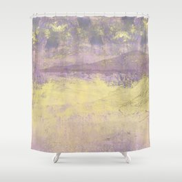 Impressions from Skye Shower Curtain
