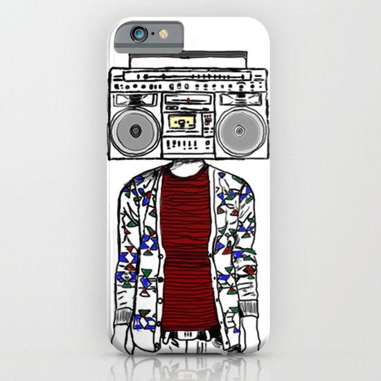 Radio daze iPhone & iPod Case