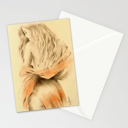Lost in Time Stationery Cards