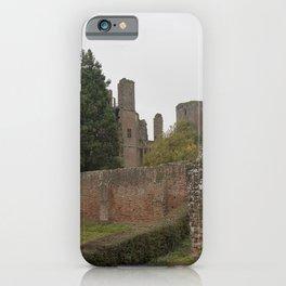 Kenilworth Castle iPhone Case