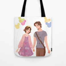 Park hopping Tote Bag