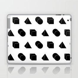 Shapes Pattern Laptop & iPad Skin