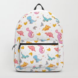 Dino party Backpack