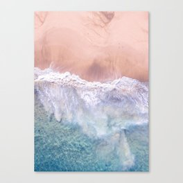 Coast 4 Canvas Print