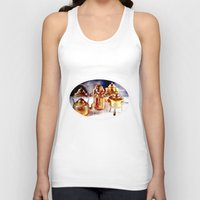 copper Tank Tops featuring Copper utensils by LoRo  Art & Pictures