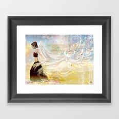 La Luz Framed Art Print