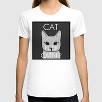 lorde T-shirts featuring Cat Purr Catnip by MySistersaHippie