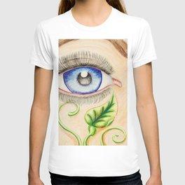 Tear Leaf T-shirt