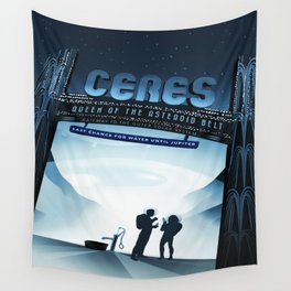 Vintage poster - Ceres Wall Tapestry