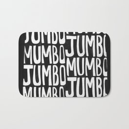 Mumbo Jumbo Bath Mat