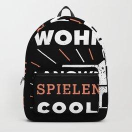Coole Opas fahren Wohnmobil (Geschenk) Backpack