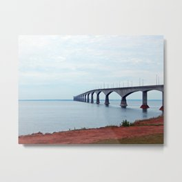 From PEI to NB Metal Print