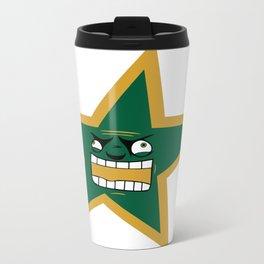Dallas Rabid Team Logo Metal Travel Mug