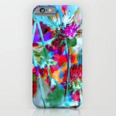 Secret Garden II - Floral Abstract Art iPhone 6s Slim Case