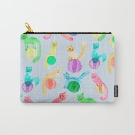 Circus cats Carry-All Pouch