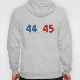 44 Turning 45 Hoody
