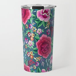 SPANISH ROSE Travel Mug