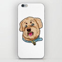 Soft Coated Wheaten Terrier Dog Doggie Puppy Gift iPhone Skin