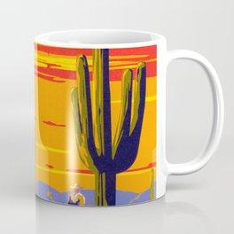 Saguaro National Monument Coffee Mug