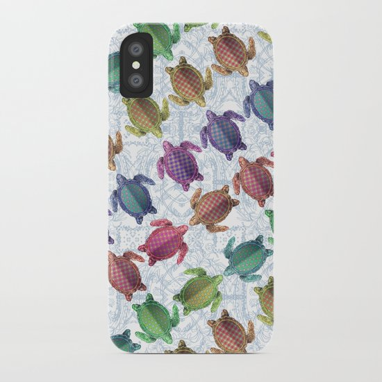 Turtle Frame iPhone Case