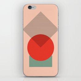 Cirkel is my friend V1 iPhone Skin
