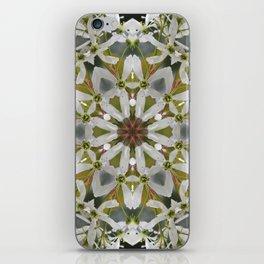 Lacy Serviceberry kaleidoscope - Amelanchier 0033 k5 iPhone Skin