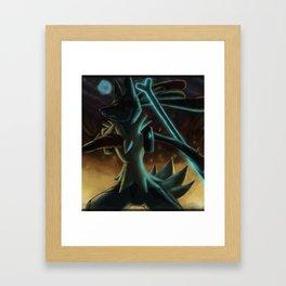 The Last Guardian Framed Art Print