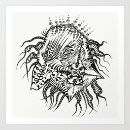 Biodiversity Art Print