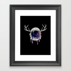 The Passenger Framed Art Print