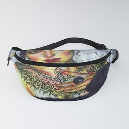 Inked Fanny Pack
