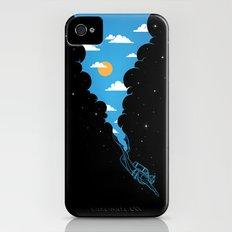 Skydiver iPhone (4, 4s) Slim Case