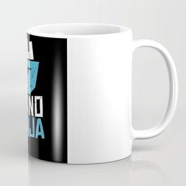 Piano Ninja Clef Music Musican Pianist Coffee Mug