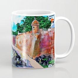 Paseo de la Princesa, El Morro Coffee Mug