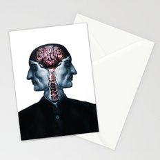 Optimistic Surrealism Stationery Cards