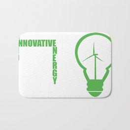 Innovative Energy: BULB Bath Mat