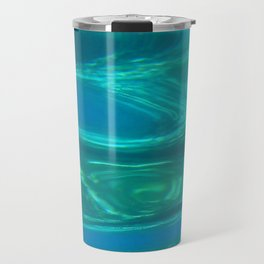 Below the surface - underwater picture - Water design Travel Mug