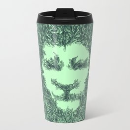 LIONATURE Metal Travel Mug