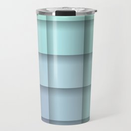 Crisp Spring Pastel Morning Travel Mug