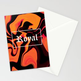 ASTRACT LIQUIDS VIII Stationery Cards