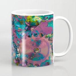 Steampunk,abstract Coffee Mug