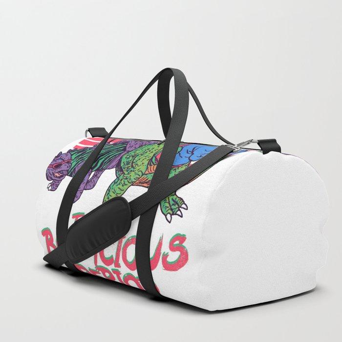 bodacious merch Duffle Bag