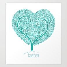 Love Growing Art Print