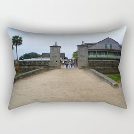 City Gates Rectangular Pillow
