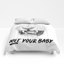 NOT Your Baby Comforters