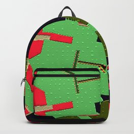 Christmas is Coming Backpack
