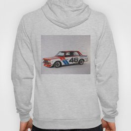BRE Racing 510 Vintage JDM SCCA Championship Classic Automobile Hoody