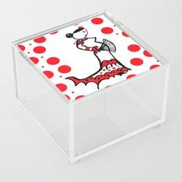 Olé! Acrylic Box