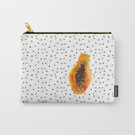 Papaya vibes  Carry-All Pouch
