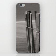 FENCED iPhone & iPod Skin