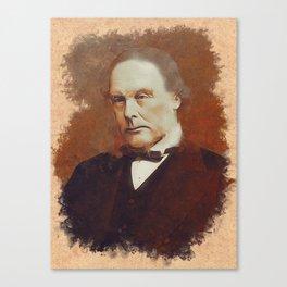 Joseph Lister, Medical Pioneer Canvas Print